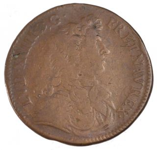 Tokens,  Louis Xiv,  Token photo
