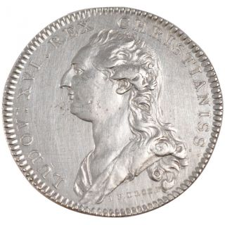 Tokens,  Louis Xvi,  States Of Languedoc,  Token photo