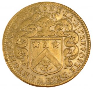 Tokens,  Louis Xiv,  Prévosts Des Marchands,  Jeton photo