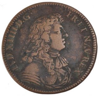 Tokens,  Louis Xiv,  Royal Treasure,  Token photo
