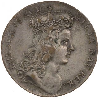 Tokens,  Louis Xv,  Token photo