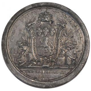 French Medals,  Fédération Martiale,  Médaille photo