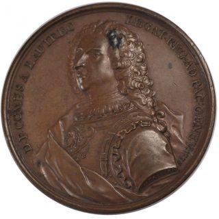 French Medals,  Comte De Lautrec,  Medal photo