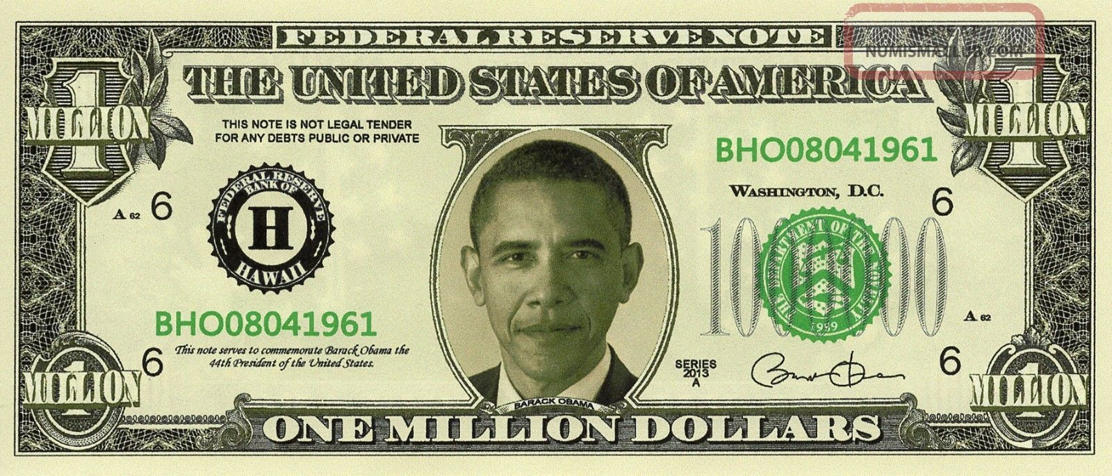 Shocking image pertaining to fake million dollar bill printable