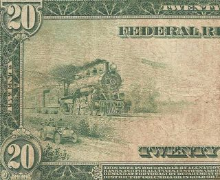 old paper money value