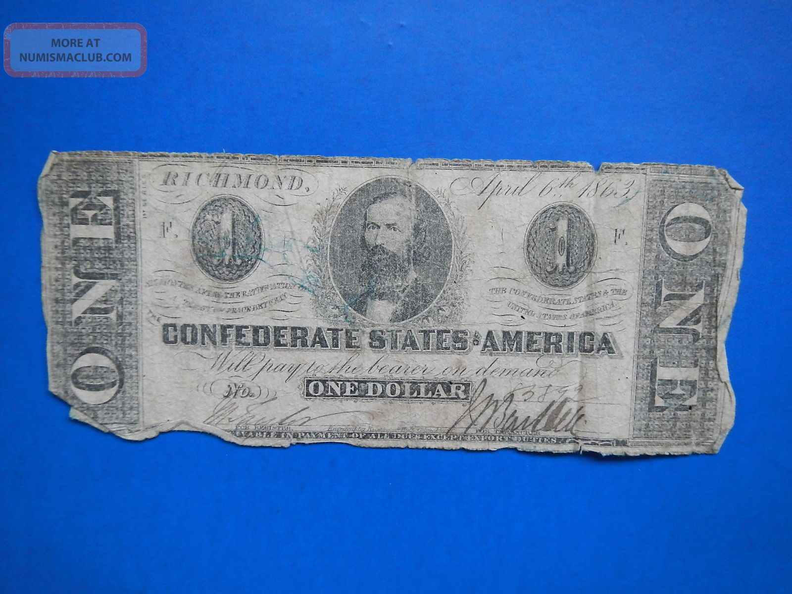 confederate paper money Three ways to quickly identify confederate currency needed to properly cut paper money instead, they used scissors and other hand-cut methods.
