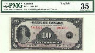 1935 10.  00 Of Canada