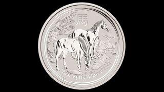 2014 1kg Silver Bullion Coin - Lunar Horse Series Ii Silber,  Argent,  Plata 99.  9% photo