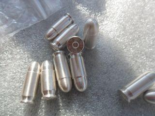 45 Cal.  Silver Bullet 1oz.  999 Ag Fine Silver The Magical ' Silver Bullet ' photo