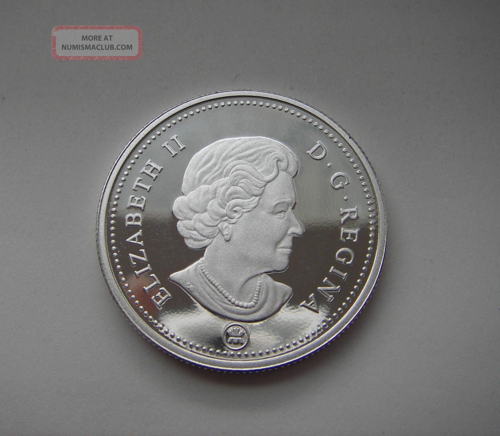 999 Silver Coin Royal Canadian Rare 2012 Canada 50