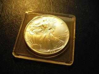 1995 Dollar Silver Eagle photo