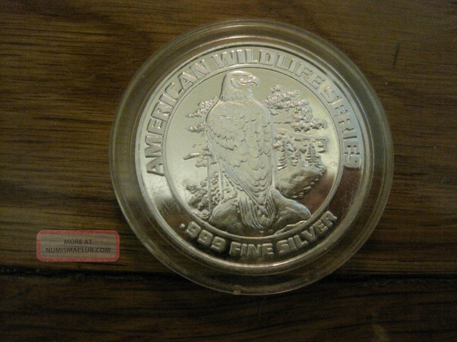 1993 Foxwoods Casino Strike Coin 999 Fine Silver