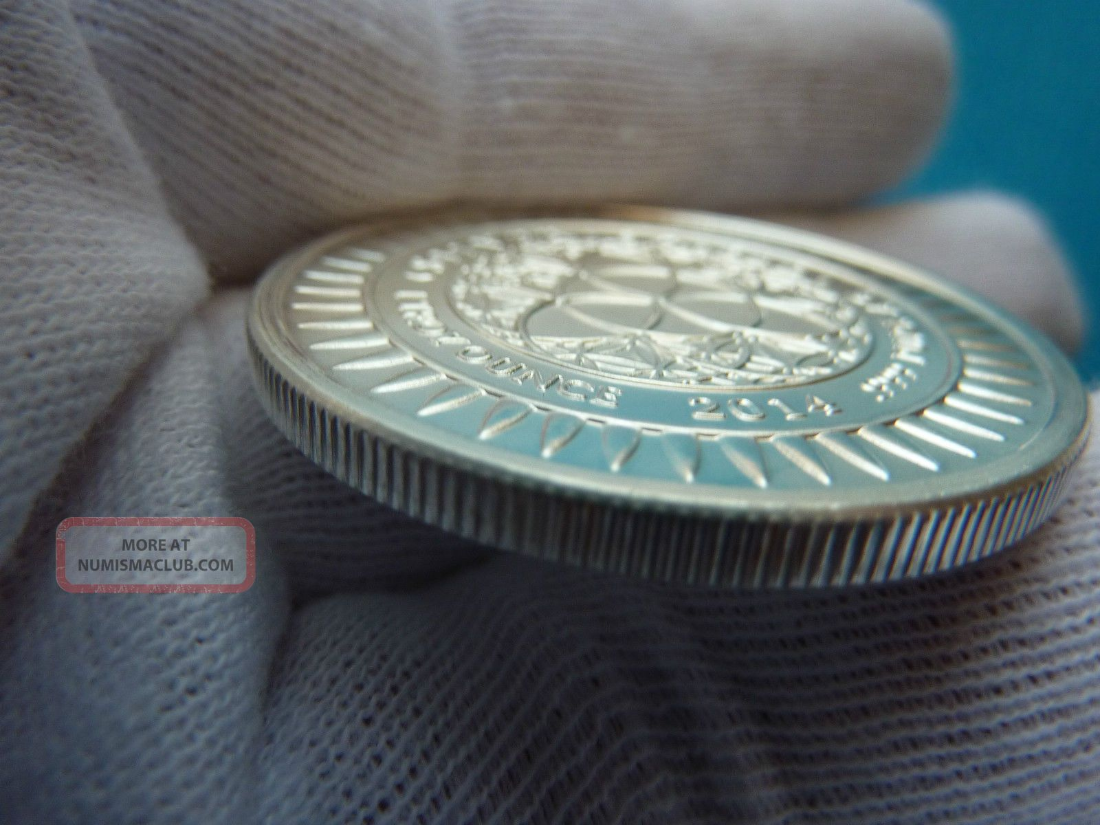 2014 Quot Freedom Girl Quot 1 Troy Oz 31 103g 999 Pure