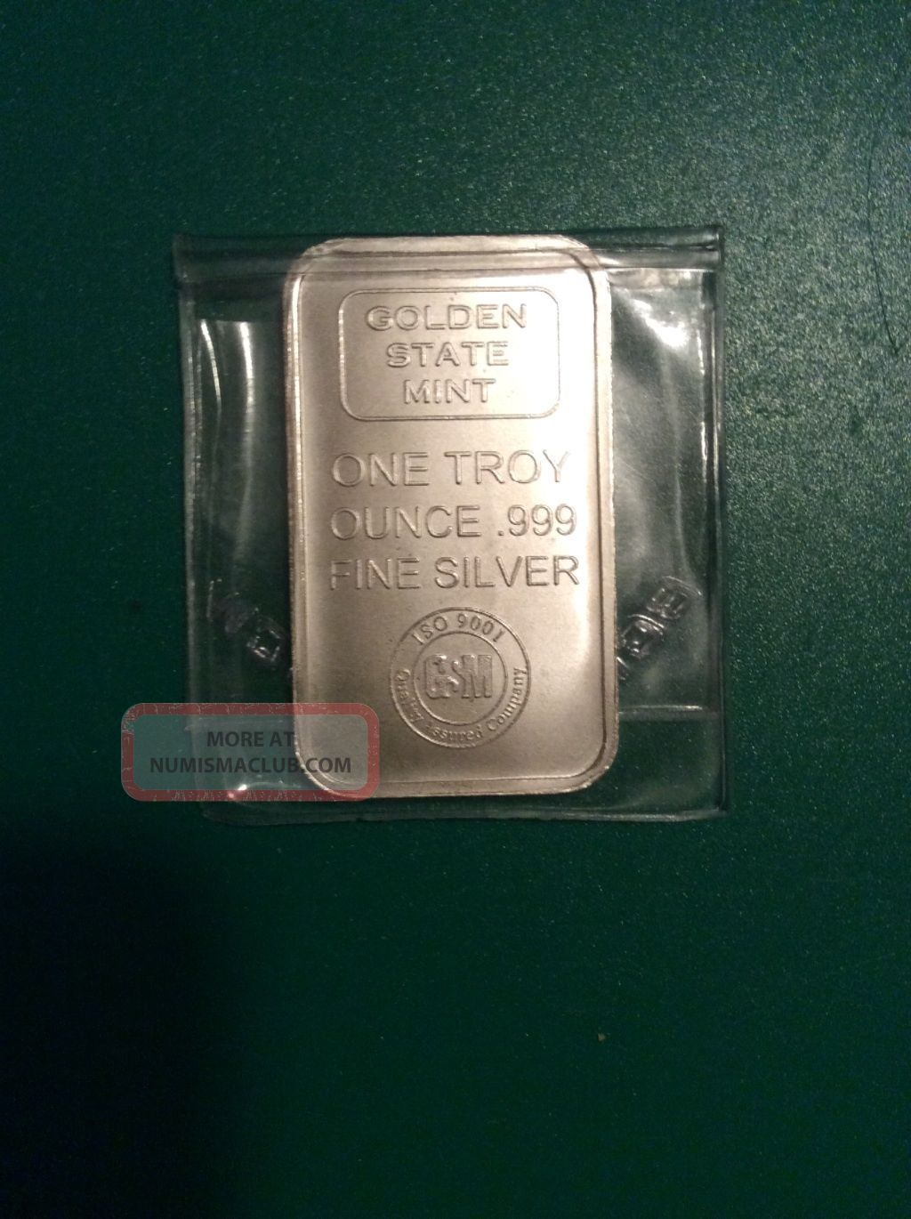 One troy ounce of silver is worth $ which is spot price as of 3/25/ This is a little less than you can buy it for and a little more.