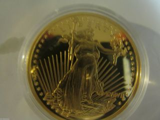 Double Eagle Walking Liberty W/ 01169 photo