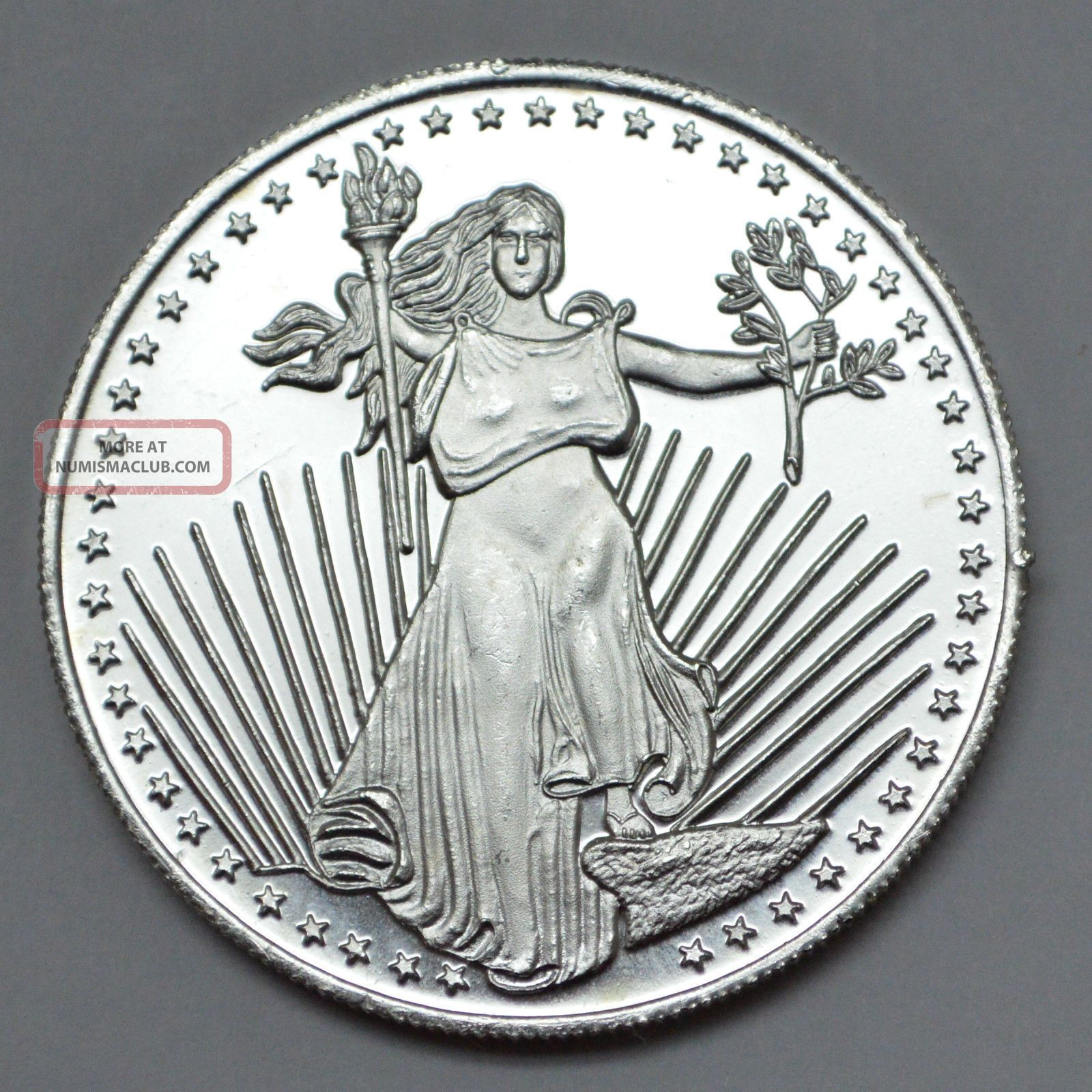 1 Troy Ounce Silver Value