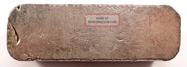 Rare Old Omega M Amp B Mining Las Vegas Nevada 10 Oz 999
