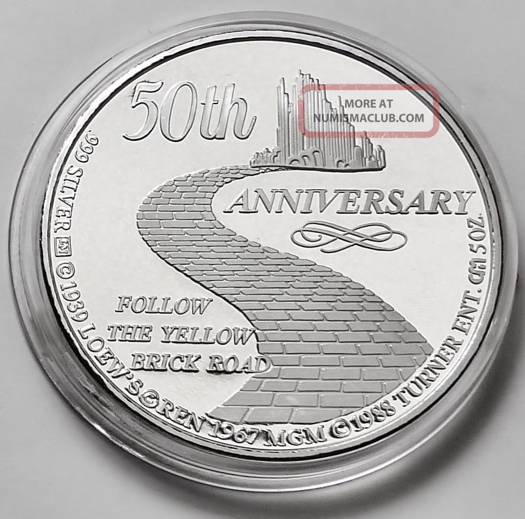 Wizard Of Oz 50th Anniversary The Tinman Big 5 Oz 999