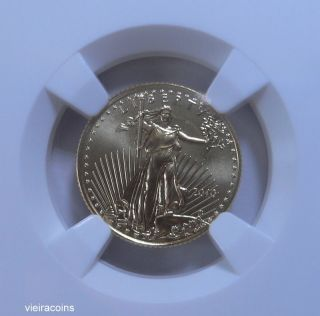 2010 Eagle 1/10oz