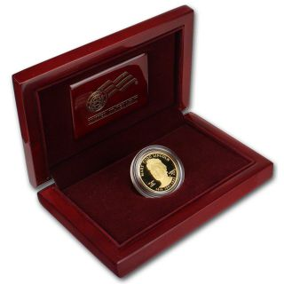 2010 - W Us First Spouse Gold (1/2 Oz) Proof $10 - Mary Todd Lincoln photo