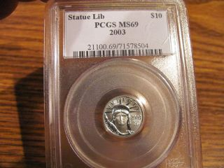 2003 $10