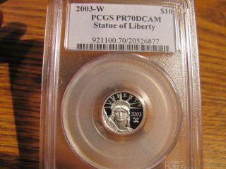 2003 - W $10
