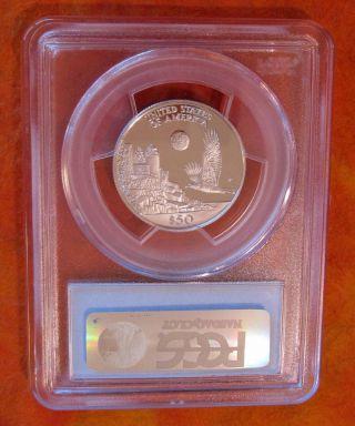 $50 1998 - W Pcgs Pr70 Platinum Proof American Eagle Bullion - Pcgs Pgv = $1,  300 photo