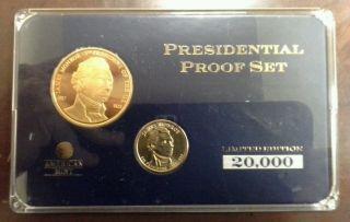 Presidential Proof Setjames Monroe photo