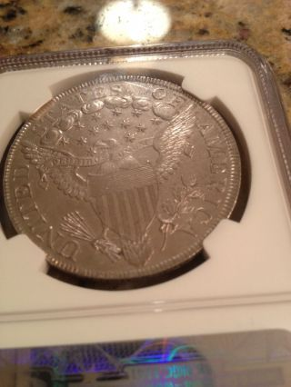1799 Bust Dollar Ngc Au 55,  All Reasonable Offers Considered photo