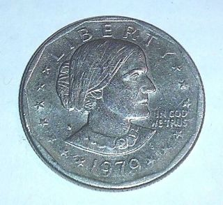 Coins Us Dollars Susan B Anthony 1979 81 99 Price