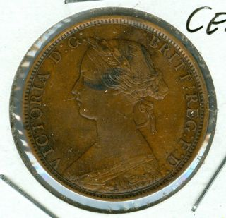 1861 Brunswick Cent Au Plus. photo
