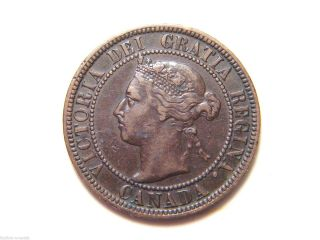 1900 Canada Large Cent Key Date photo