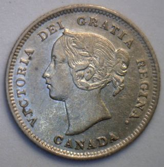 Coins Canada Five Cents 1858 1921 Price And Value Guide
