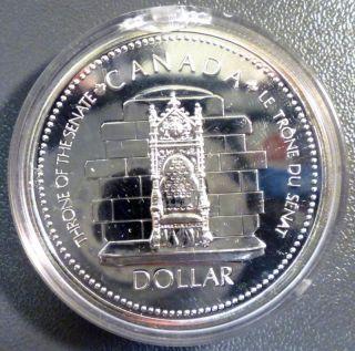 Canada: 1977 Jubilee Silver Dollar photo