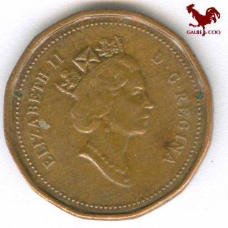 Canada 1976 Small Cent UNC Gem BU!!
