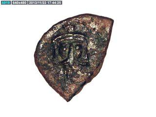 2rooks Byzantine Ancient Unknown Emperor Decanummium 10 Nummia Coin photo