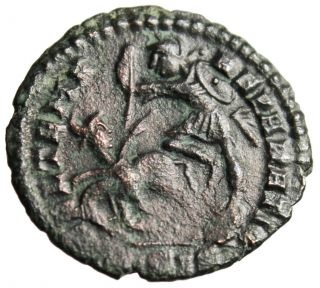 Roman War Coin Of Constantius Ii
