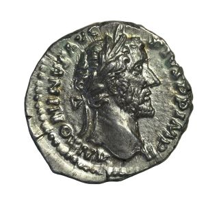 Antoninus Pius 138 - 161 Ad Ar Denarius Rome Ric.  264 Ancient Roman Coin photo