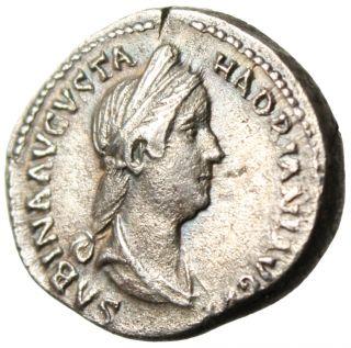Sabina Silver Ar Denarius