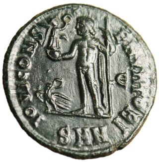 Licinius I Ae Follis
