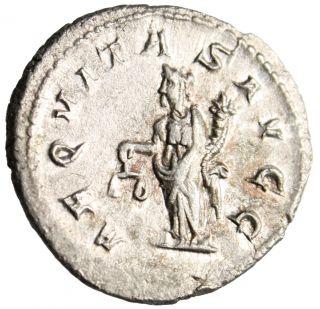 Philip I Silver Ar Antoninianus