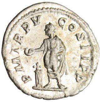 Severus Alexander Silver Ar Denarius