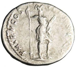 Trajan Silver Denarius