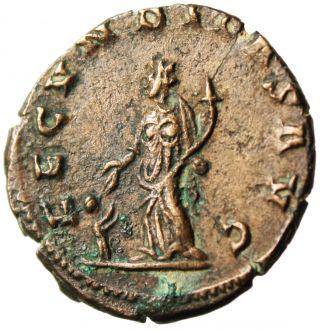 Salonina Ae Antoninianus