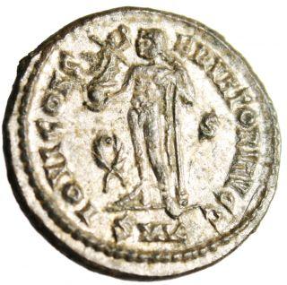 Licinius I Silvered Ae3
