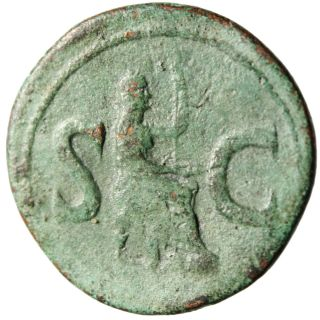 Augustus Posthumous Ae As