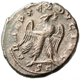 Philip I Billon Tetradrachm