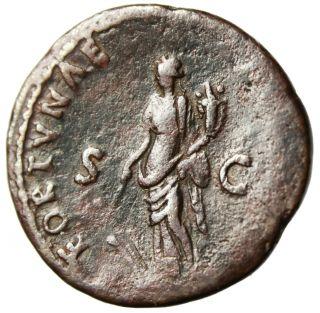 Domitian Ae As