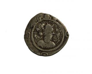 Unattributed Ancient Persia Sassanian Ar Drachm 484 - 531 Ad Kavad I photo