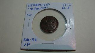 1712 (?) Netherlands